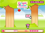 Click to Play Fruit Rain