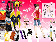Click to Play Shopping Girl Dressup 2