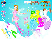 Click to Play Fairy Naida Dressup