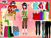 Click to Play Fashion House Dress Up