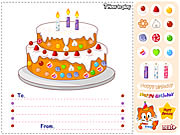 Click to Play Birthday Cake