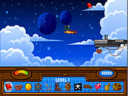 Click to Play Treasure Planet - Solar Surfer