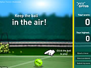 Click to Play Optus Tennis Challenge