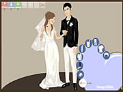 Click to Play Getting Married Dressup