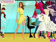Click to Play Meeting Friends Dressup