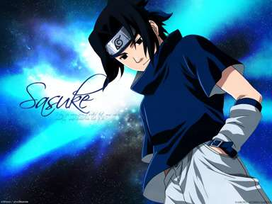 Click to Play Naruto - Sasuke Chakra Training