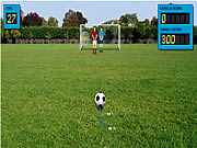 Click to Play Free Kick Expert