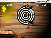 Click to Play Darts Game