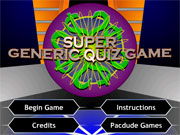 Click to Play Super Generic Quiz Game