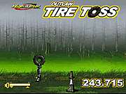 Click to Play Tire Toss