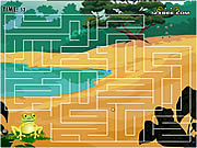 Click to Play Maze Game - Game Play 13