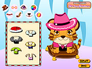 Click to Play Baby Tiger Dressup