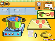 Click to Play Cooking Show - Russian Salad