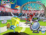 Click to Play Spongebob Slammin' Slagger