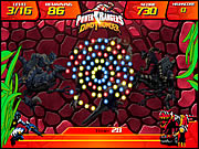 Click to Play Power Rangers Dino Thunder - Dino Gems
