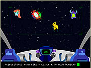 Click to Play Buzz Lightyear - Practice Target