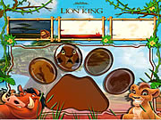 Click to Play The Lion King Memory