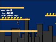 Click to Play Super Ninja Sack Attack