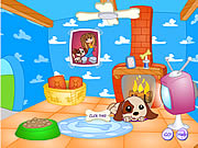 Click to Play Puppy Star Doghouse