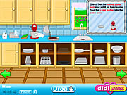Click to Play Fantastic Chef - Chocolate Cake