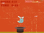 Click to Play The Amazing Babbit And Ball