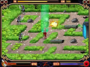 Click to Play Power Rangers - Gates of Darkness