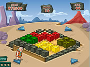 Click to Play Bedrock Bust-a-Boulder