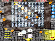 Click to Play Halloween Word Dig
