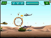 Click to Play Army Copter