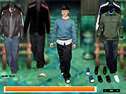 Click to Play Justin Timberlake Dress up