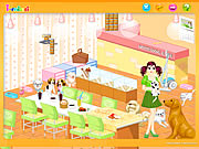 Click to Play Dog Room Decoration