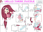 Click to Play Hello There Puzzle