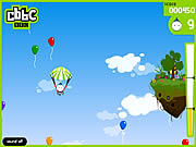Click to Play Parachute Plunder