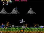 Click to Play Ghost 'n Goblins