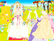 Click to Play Dress Up Bride