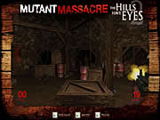 Click to Play The Hills Have Eyes - Mutant Massacre