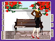 Click to Play Girl Dressup 5