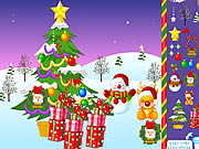 Click to Play Christmas Snow World Decoration