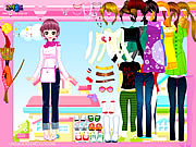 Click to Play Happy Pink Dressup