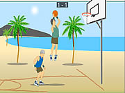 Click to Play Air Raid Basketball