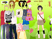 Click to Play Beatrice Dressup