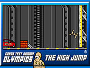 Click to Play Crash Test Dummy Olympics