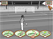 Click to Play Stan James: Original Free Kick Challenge