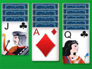 Click to Play Amazing Klondike Solitaire