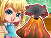 Click to Play Barbie Volcano Project