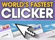 Click to Play Cadbury: World's Fastest Clicker