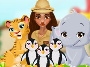 Click to Play Cute Zoo