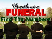 Click to Play Death at a Funeral Find the Numbers