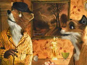 Click to Play Fantastic Mr Fox Hidden Objects