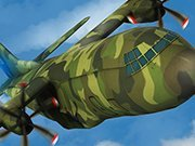 Click to Play Flight Simulator C-130 Training